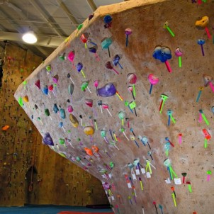 Sets and Sequins Blog - First of the month Favorites - Rock Climbing